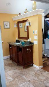 Woodshop & More Bathroom Remodel