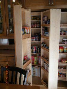 Woodshop & More Kitchen Pantry